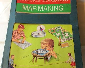 Science Book Labs / Map Making Kit