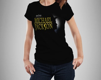 Michael Jackson King Of Pop Woman T-shirt