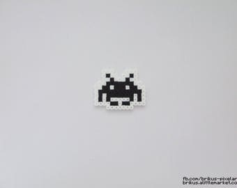 Enemy Space Invaders (Pixel art - Hama beads)