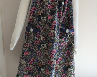 Enchanted Garden Sundress - Size 4 - Adore the Cloth