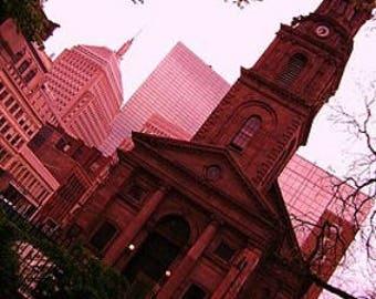Boston Street Series - Photo Prints