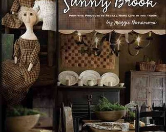 A Day at Sunny Brook - NOS/OOP - Book by Maggie Bonanomi