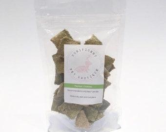 Papaya Bites - Homemade Treats for Pet Rabbits, Guinea Pigs Bunny treats, guinea Pig treats, rabbit treats Australia, pet supplies