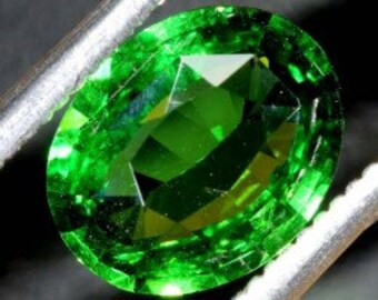 1.79 carats - Tsavorite Garnet CERTIFIED