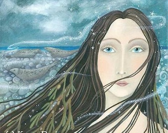 Between Earth And Water. Selkie
