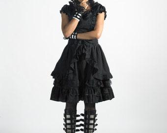 Black Asami gothic lolita dress