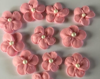 Apple Blossoms  - Royal Icing
