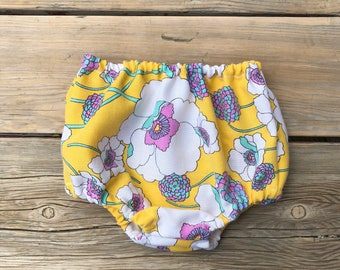 One year old girl birthday outfit baby bloomers 12 month party clothes 12m 18m kids clothes cute high wasted short bum cover kids clothes