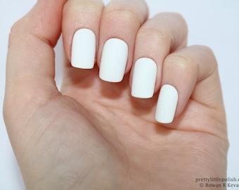 Matte white short square nails, Nail designs, Nail art, Nails, Stiletto nails, Acrylic nails, Short square nails, Fake nails, False nails