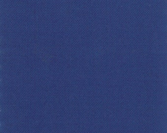 Sapphire Blue #261 Bella Solids Moda Quilt Fabric by the 1/2 yard