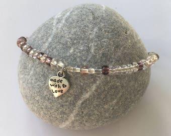 Beads Bracelet assorted colors
