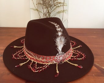 Bohemian Hat| ⤚LAURA⤛