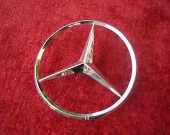 Mercedes Emblem, mercedes W 110, mercedes W 111, vintage emblem
