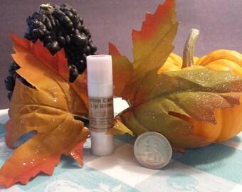 2 Cotton Candy Flavored 0.15 oz Dandelion Lip Balm w/FREE Sugar Lip Scrub/Exfoliator