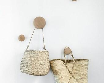 Criss cross market baskets