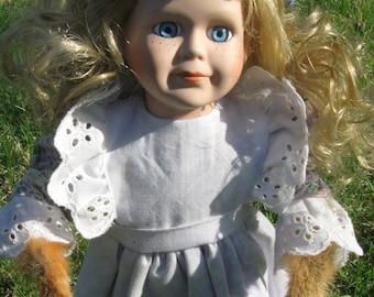 Liesl - Rogue Taxidermy Art Doll