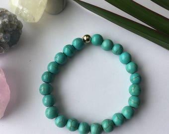 tree Bracelet, turquoise africaine,améthyste, turquoise, amazonite, pierre lave, Quartz rose, grenat, corail fossile, red, Agathe, Howlite
