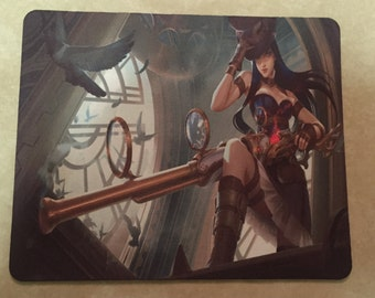 Anime Caitlyn Mouse Mouse Pad