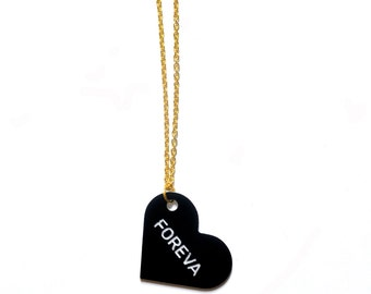 Foreva Pendant Necklace