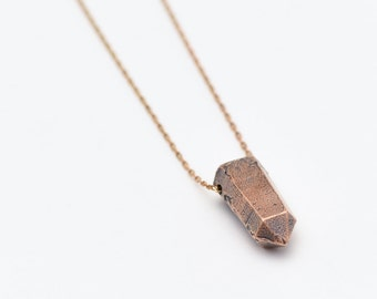 The Crystal Pendant