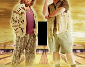 The Big Lebowski Single Light Switch Plate Cover