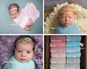 Unique Newborn Wrap,Stretch Wrap,Newborn Stretch Wrap, Newborn Photo Prop, Photography Prop,Baby Wrap,Photo Prop,Newborn Photography,Stretch