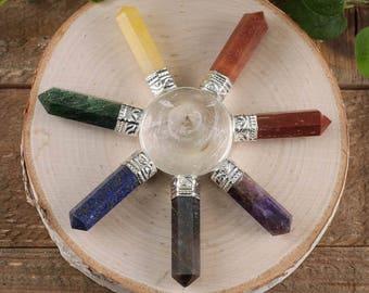 Seven Chakra Energy Eenerator RARE - Brings Positive Energy - Inner Peace