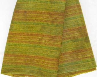 Dorr Mill Wool Striped/Hand Dyed Fabric