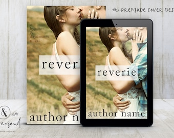 "Premade Digital eBook Book Cover Design ""Reverie"" Contemporary Romance Young Adult YA Fiction"