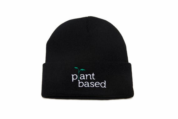 Plant Based Beanie, Cap