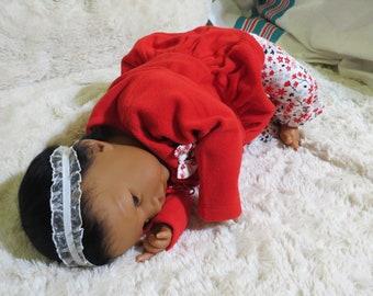 "Reborn Baby, ""Cali"",  Reborn Baby Girl, Shyann Kit, Reborn Doll, Ready to Ship, Completed Reborn"