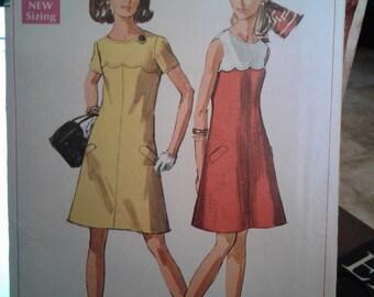 Vintage Simplicity Pattern 8138; ©1969 -  Size 14 - A-line Dress - Uncut