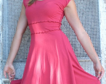 Snapdragon Dress ~ Bamboo & Organic Cotton ~ Made to Order