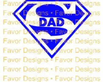 Super Dad 2 SVG JPEG Cut File, Digital Download, Circuit Ideas, SVG Cut Files, Circuit File, Silhouette File, Svg, Svgs, Superman, Clip Art