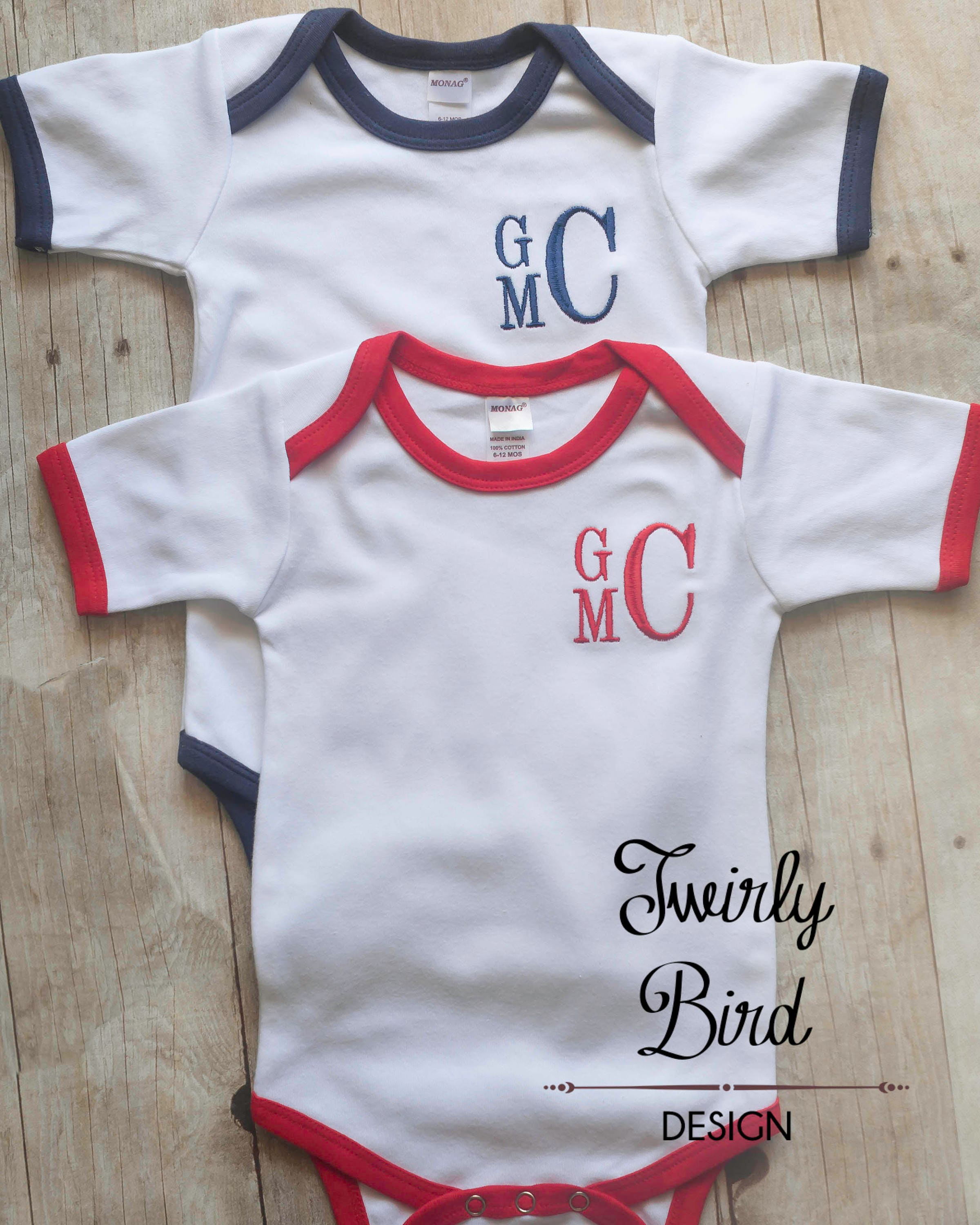 Baby Boy s Shirt Baby Boys Monogrammed T shirt or e piece Boy s