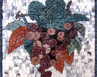 Mosaic Patterns- Grapes
