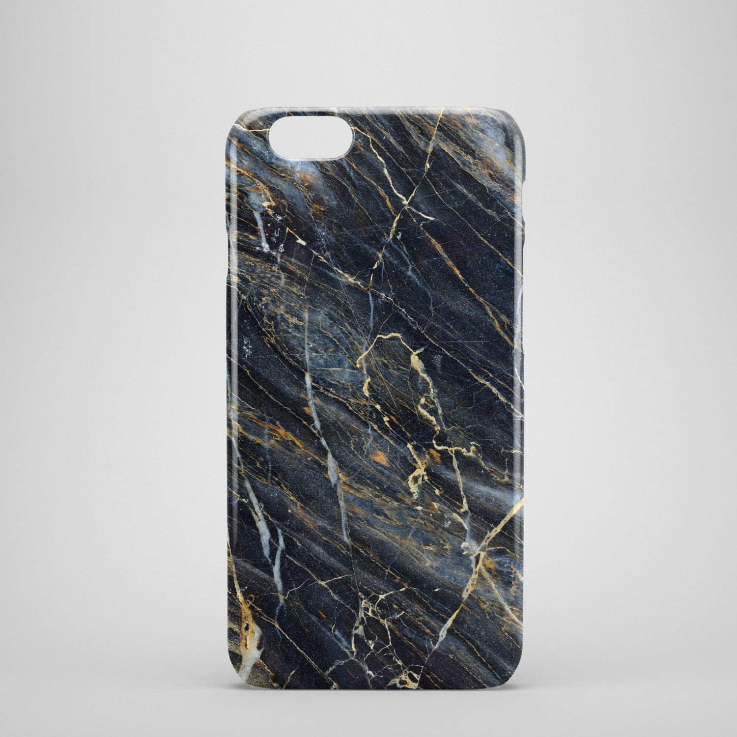 Navy Blue Marble Iphone 8 Case Marble Iphone 8 Plus Case