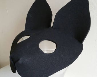 Neoprene Cat mask