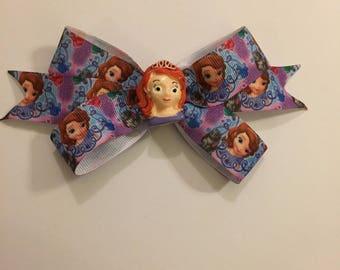 Princess Sofia Hairbow