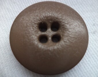 7 buttons Brown 23mm (323) button