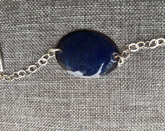 Bracelet Midnight Blue Enamel