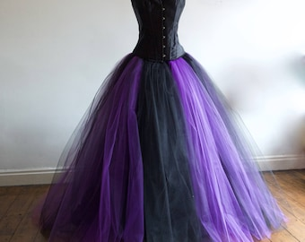 Women's Ursula Seawitch inspired Costume Villain Party, Made to Measure.