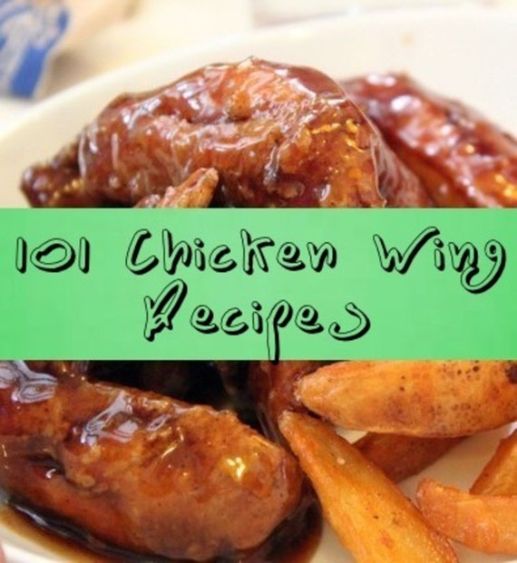 101 chicken wings recipes ebook instant download pdf forumfinder Gallery