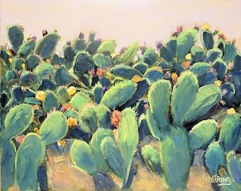 Cacti - Full Bloom