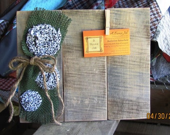 4 x 6 picture swapping frame, country charm, cottage chic, rustic farmhouse decor.(050915)