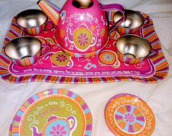 Im A Little Teapot 14 Piece Tea Party Set