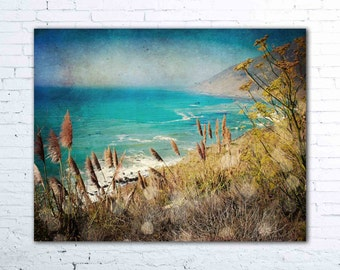 big sur print - california wall art - pacific coast highway 1 - california print
