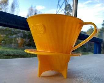 Melitta coffee filter, Sweden, vintage