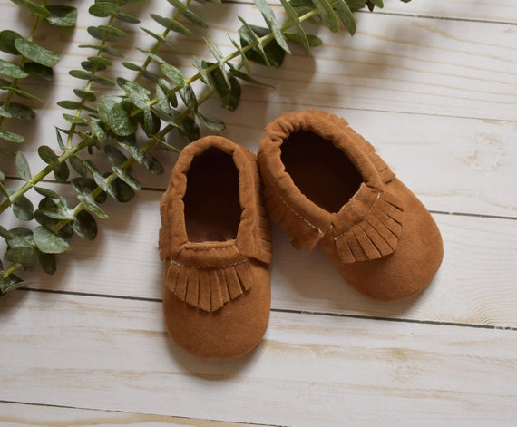Photo Props Baby Moccasins