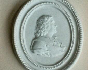 Plaque of Meissen
